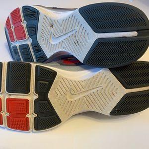 Nike Shoes - Nike Sneakers, Gray & Orange